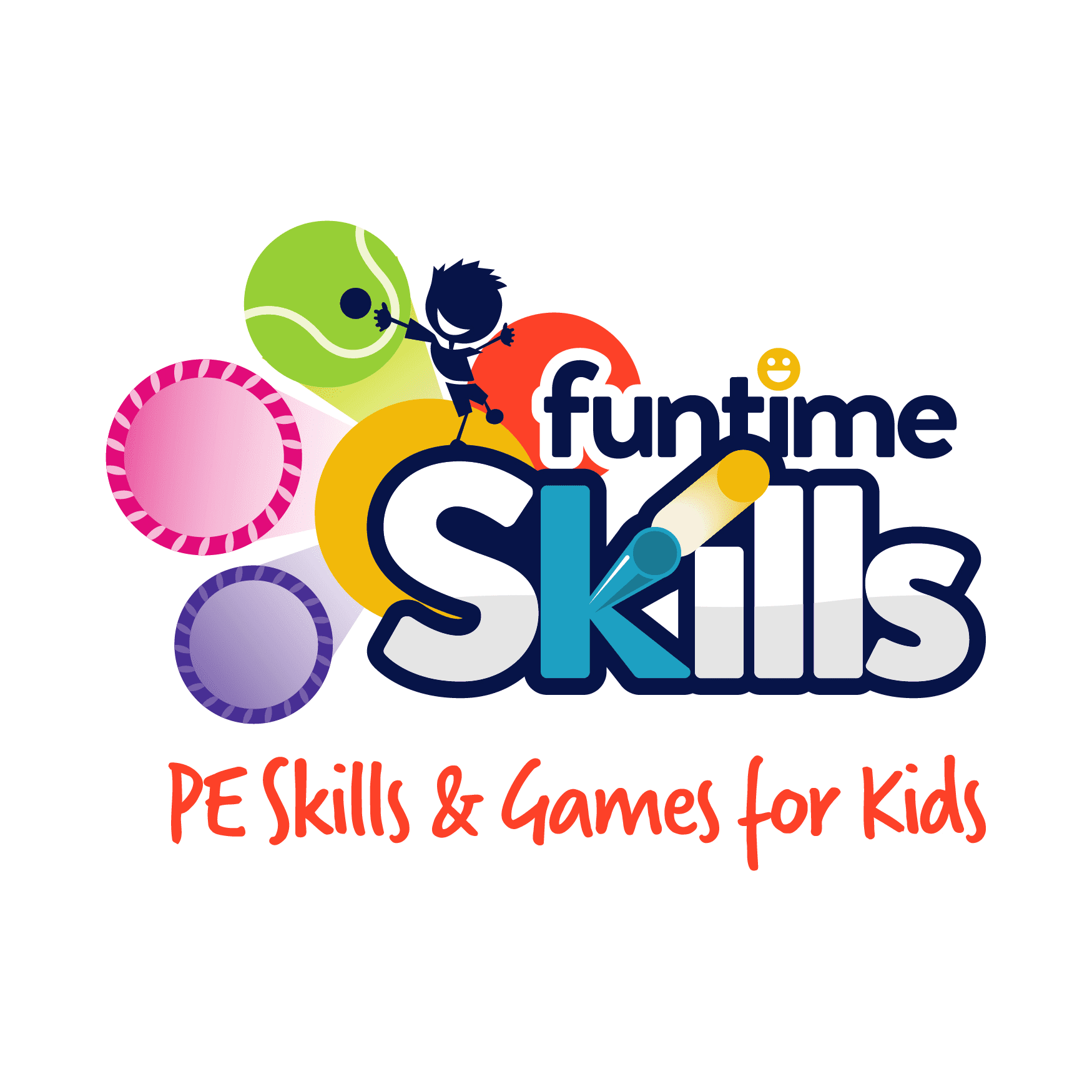 Funtime - PE Skills and Games for Kids
